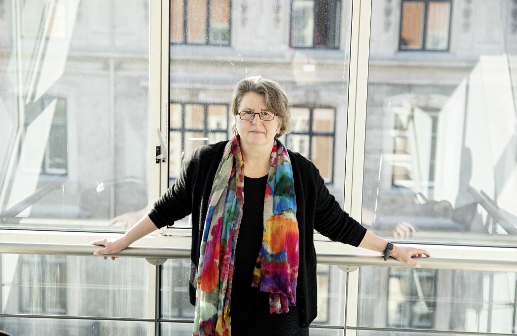 Professor og institutleder fra CBS, Lotte Jensen, skal fra 1. marts stå i spidsen for VIVE. Foto, Agnete Schlichtkrull, VIVE